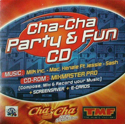 jaquettes/chacha_partyandfuncd.jpg