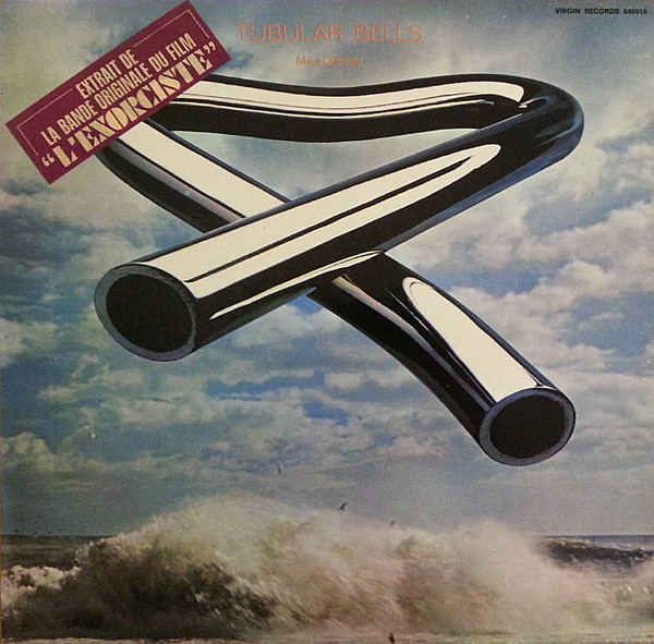 OLDFIELD Mike - Tubular Bells (1973)