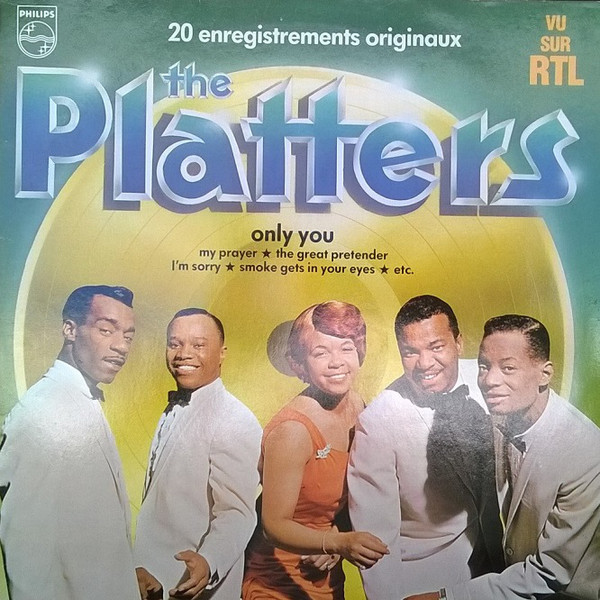 jaquettes4/The-Platters_Only-You.jpg