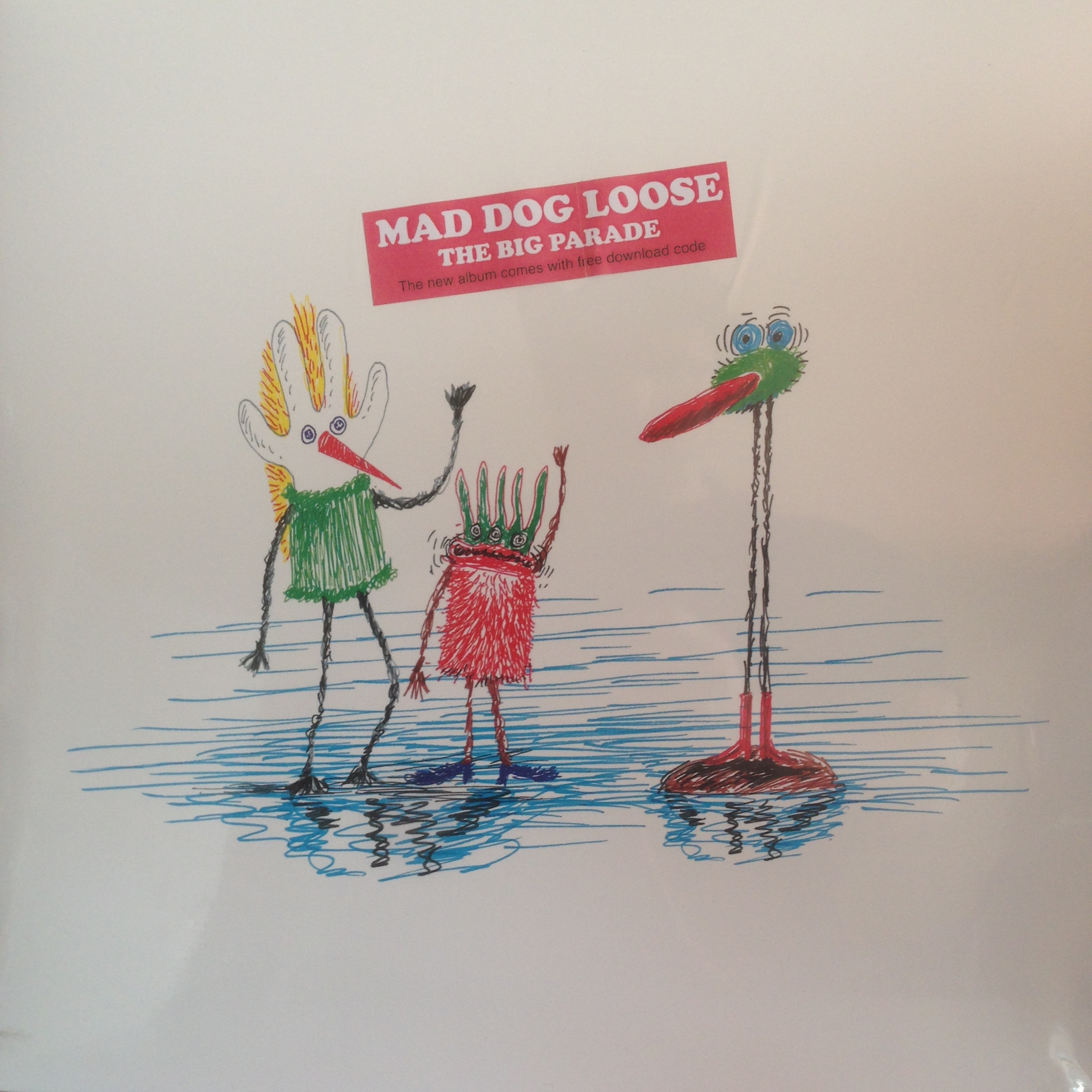 pochettes/Mad-Dog-Loose_The-Big-Parade.jpg
