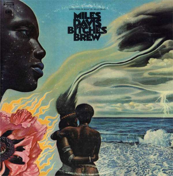 DAVIS Miles - Bitches Brew (1970)