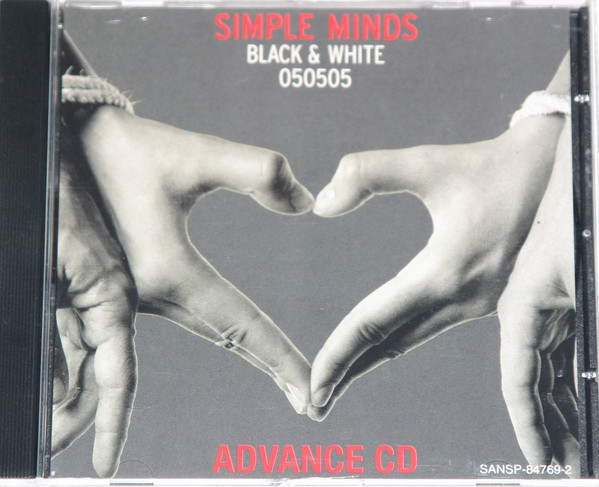 pochettes/Simple-Minds_Black-and-White-050505_promo_Advance-CD.jpg