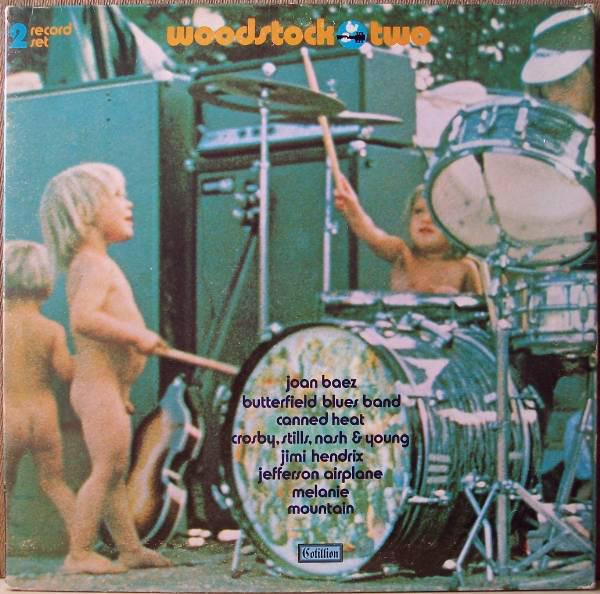 ZZZ_Various Artists_ZZZ - Woodstock Two (1971)